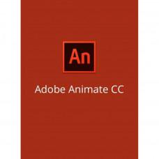 ПЗ для мультимедіа Adobe Animate CC / Flash Professional CC teams Multiple/Multi Lang (65297552BA01A12)
