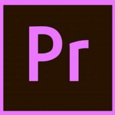 ПЗ для мультимедіа Adobe Adobe Premiere Pro CC teams Multiple/Multi Lang Lic Subs New (65297627BA01A12)