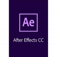 ПЗ для мультимедіа Adobe After Effects CC teams Multiple/Multi Lang Lic Subs New 1Yea (65297727BA01A12)