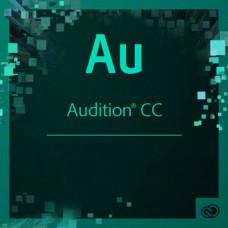 ПЗ для мультимедіа Adobe Adobe Audition CC teams Multiple/Multi Lang Lic Subs New 1Ye (65297746BA01A12)