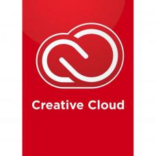 ПЗ для мультимедіа Adobe Creative Cloud teams Apps Multiple/Multi Lang Lic Subs New 1 (65297752BA01A12)