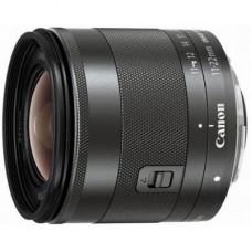 Об'єктив Canon EF-M 11-22mm f/4-5.6 IS STM (7568B005)