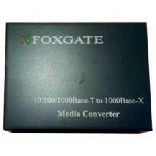 Медіаконвертер FoxGate 10/100/1000Base-T RJ45 to 1000Base-SX/LX SFP slot (EC-SFP1000-FE/GE-LFP)