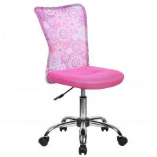 Офісне крісло OEM BLOSSOM pink (000002949)
