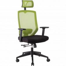 Офісне крісло OEM JOY black-green (14502)